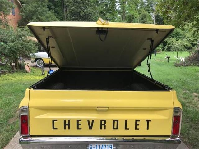 1969 Chevrolet C10 (CC-1176148) for sale in Cadillac, Michigan
