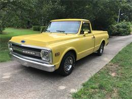 1969 Chevrolet C10 (CC-1176148) for sale in Cadillac, Michigan