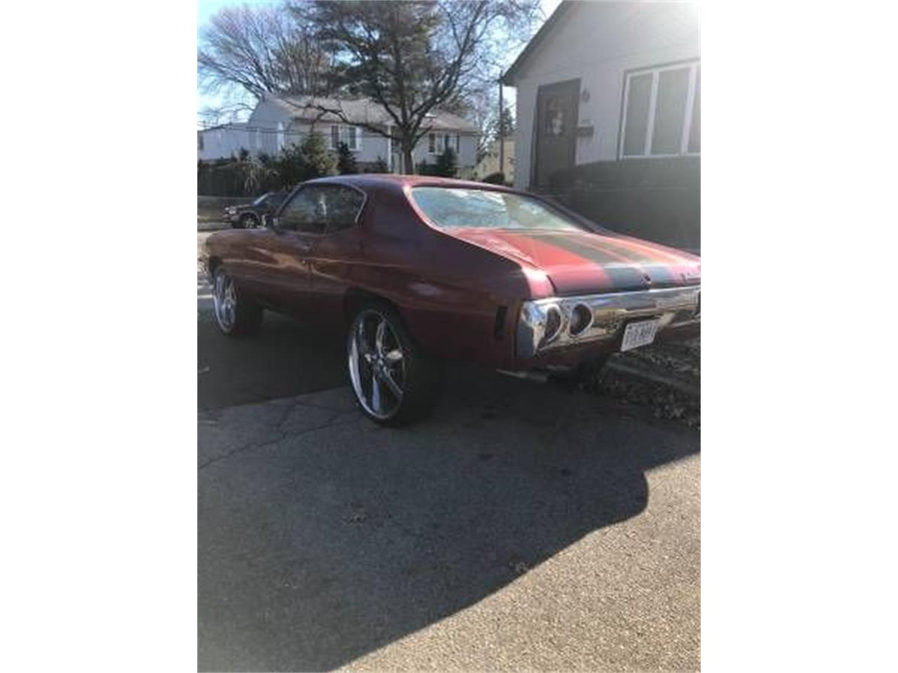 1972 Chevrolet Chevelle (CC-1176155) for sale in Cadillac, Michigan