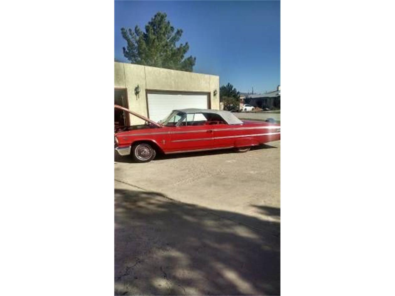 1963 Ford Galaxie (CC-1176182) for sale in Cadillac, Michigan
