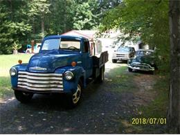 1952 Chevrolet 3500 (CC-1176186) for sale in Cadillac, Michigan