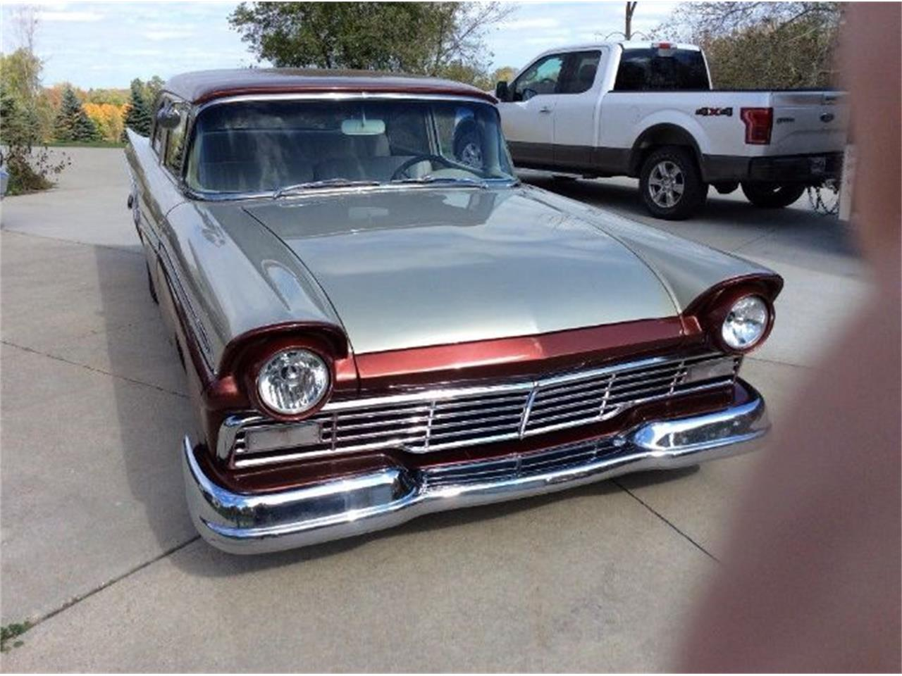 1957 Ford Custom (CC-1176190) for sale in Cadillac, Michigan
