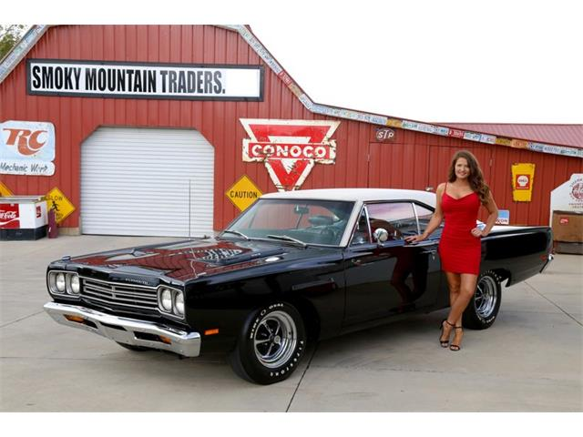 1969 Plymouth Road Runner (CC-1176204) for sale in Lenoir City, Tennessee