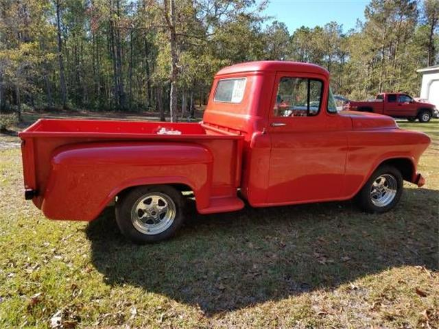 1955 Chevrolet Pickup (CC-1176402) for sale in Cadillac, Michigan