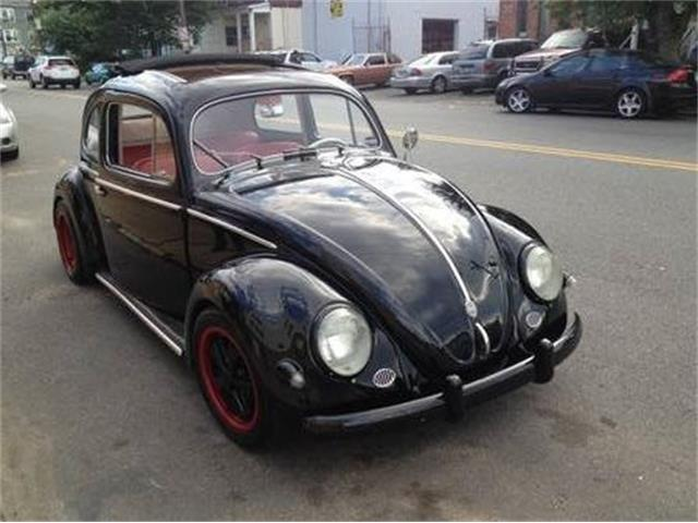 1956 Volkswagen Beetle (CC-1176404) for sale in Cadillac, Michigan