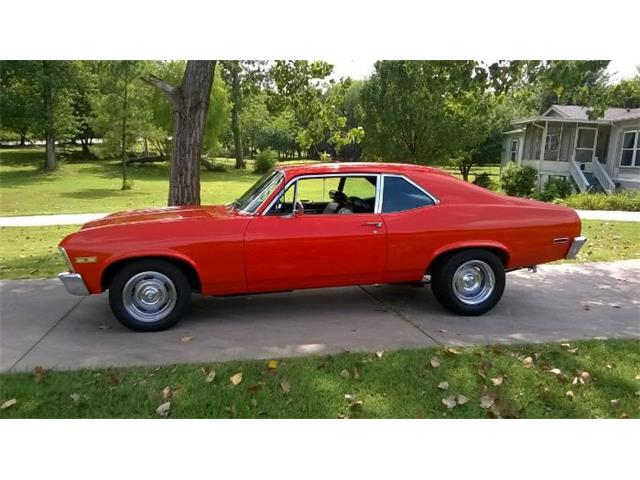 1971 Chevrolet Nova (CC-1176405) for sale in Cadillac, Michigan