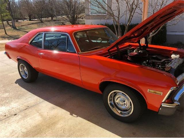 1971 Chevrolet Nova (CC-1176405) for sale in Cadillac, Michigan