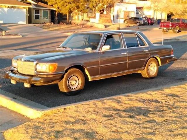 1975 Mercedes-Benz 450SL (CC-1176408) for sale in Cadillac, Michigan