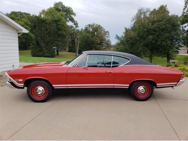 1968 Chevrolet Chevelle (CC-1176409) for sale in Cadillac, Michigan