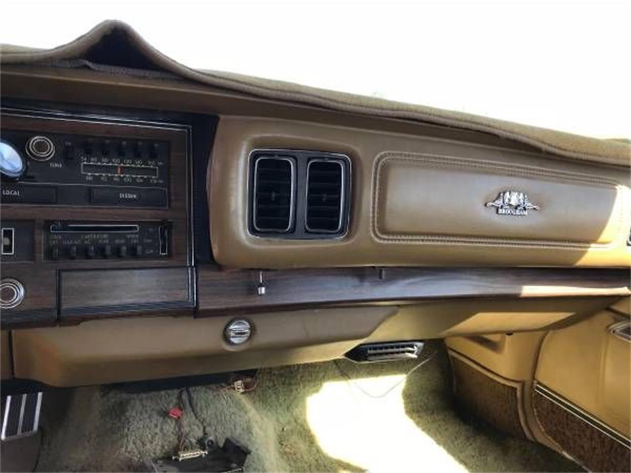 1974 Chrysler New Yorker (CC-1176411) for sale in Cadillac, Michigan