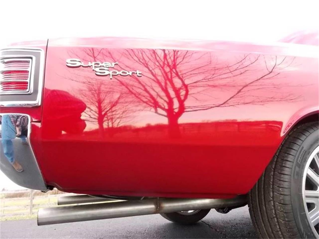 1967 Chevrolet Chevelle Malibu (CC-1176482) for sale in Knightstown, Indiana