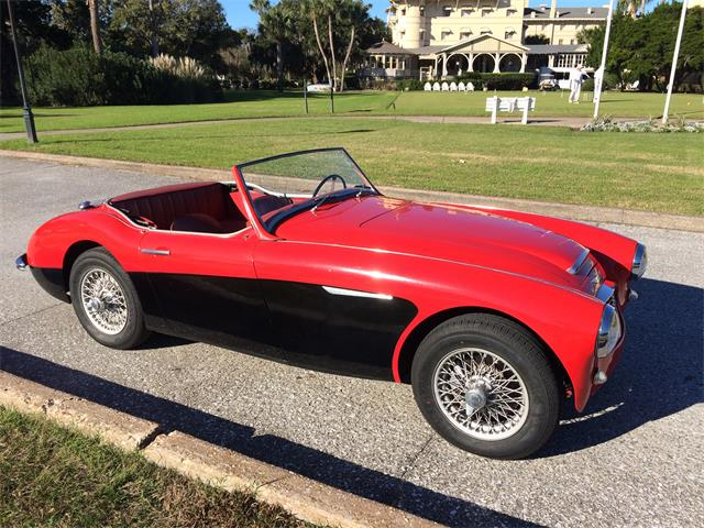 1961 Austin-Healey BT7 (CC-1176520) for sale in Brunswick, Georgia