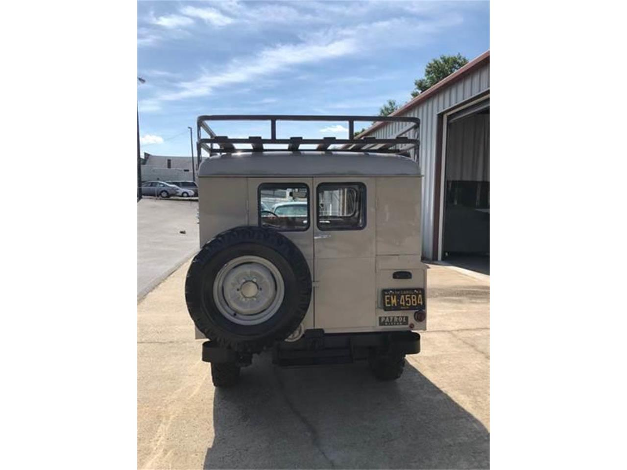 1965 Nissan Patrol (CC-1176562) for sale in Taylorsville, North Carolina