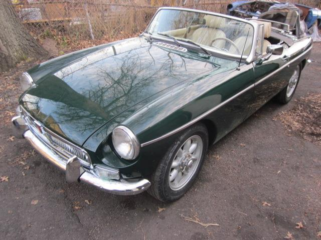 1980 MG MGB (CC-1176577) for sale in Stratford, Connecticut