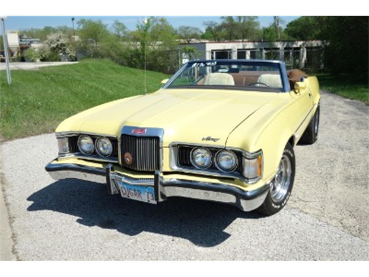 1973 Mercury Cougar (CC-1176597) for sale in Mundelein, Illinois