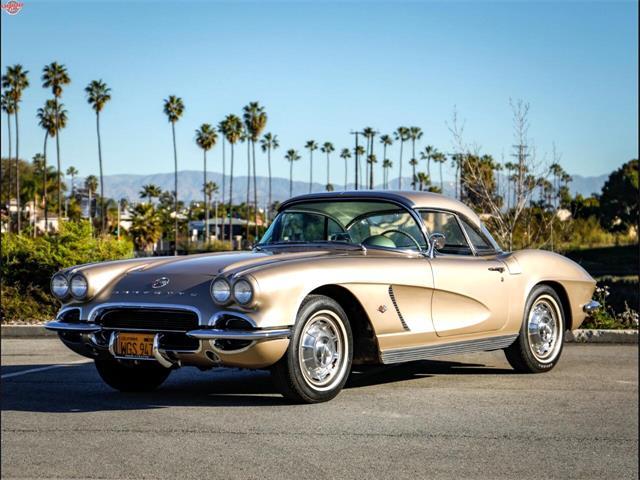 1962 Chevrolet Corvette (CC-1176607) for sale in Marina Del Rey, California