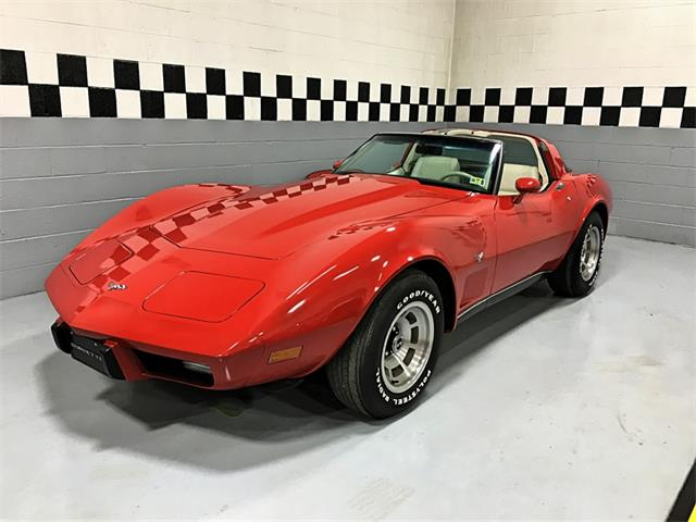 1979 Chevrolet Corvette (CC-1170663) for sale in Old Forge, Pennsylvania