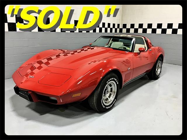 1979 Chevrolet Corvette (CC-1170663) for sale in Old Forge, Pennsylvania