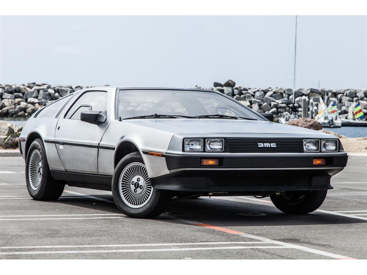 For Sale: 1981 DeLorean DMC-12 in Redondo Beach, California