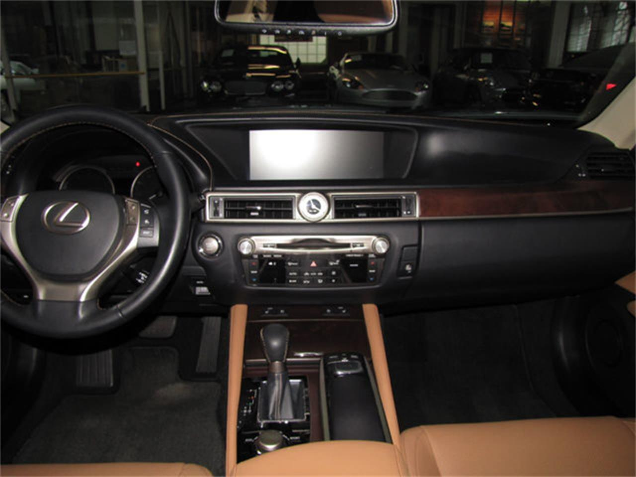 2015 Lexus GS300 (CC-1176643) for sale in Hollywood, California