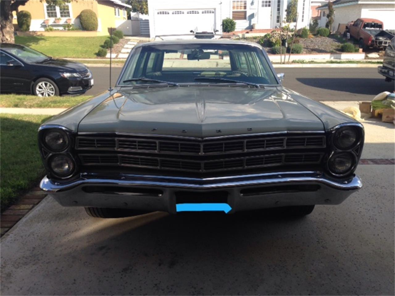 1967 Ford Country Sedan Wagon (CC-1176671) for sale in Torrance, California