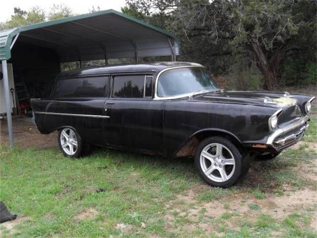 1957 Chevrolet Sedan Delivery (CC-1176691) for sale in Cadillac, Michigan