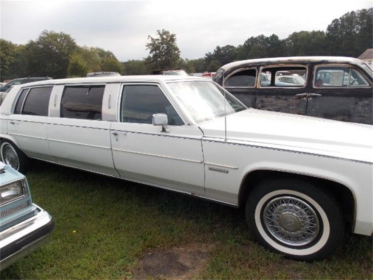 1983 Cadillac DeVille (CC-1176695) for sale in Cadillac, Michigan