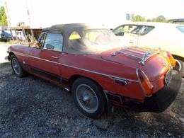 1977 MG MGB (CC-1176699) for sale in Cadillac, Michigan