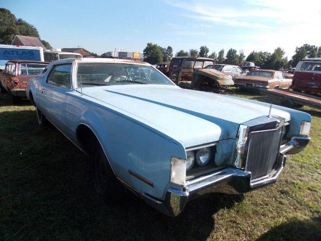 1972 Lincoln Continental (CC-1176701) for sale in Cadillac, Michigan