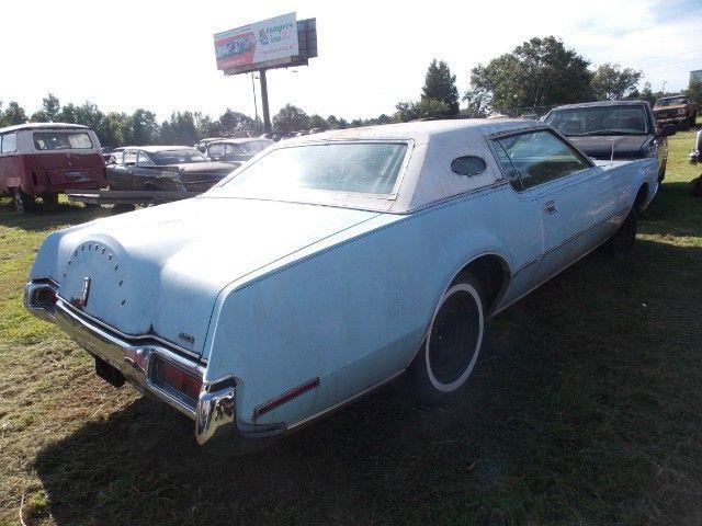 1972 Lincoln Continental (CC-1176701) for sale in Cadillac, Michigan