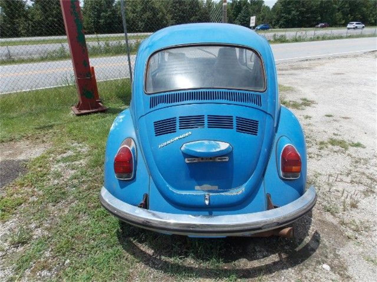 1972 Volkswagen Beetle (CC-1176703) for sale in Cadillac, Michigan