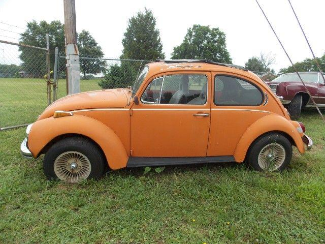1972 Volkswagen Super Beetle (CC-1176704) for sale in Cadillac, Michigan