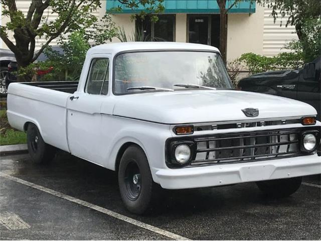 1965 Ford F100 (CC-1176721) for sale in Cadillac, Michigan
