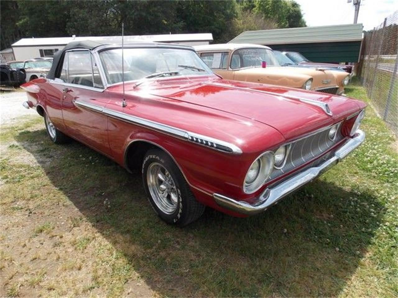 1962 Plymouth Fury (CC-1176724) for sale in Cadillac, Michigan