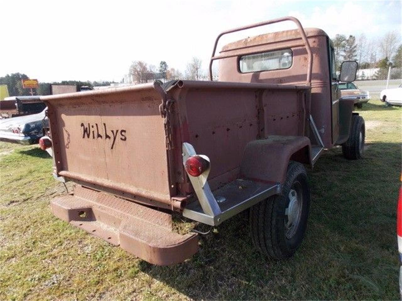 1960 Willys Jeep (CC-1176726) for sale in Cadillac, Michigan