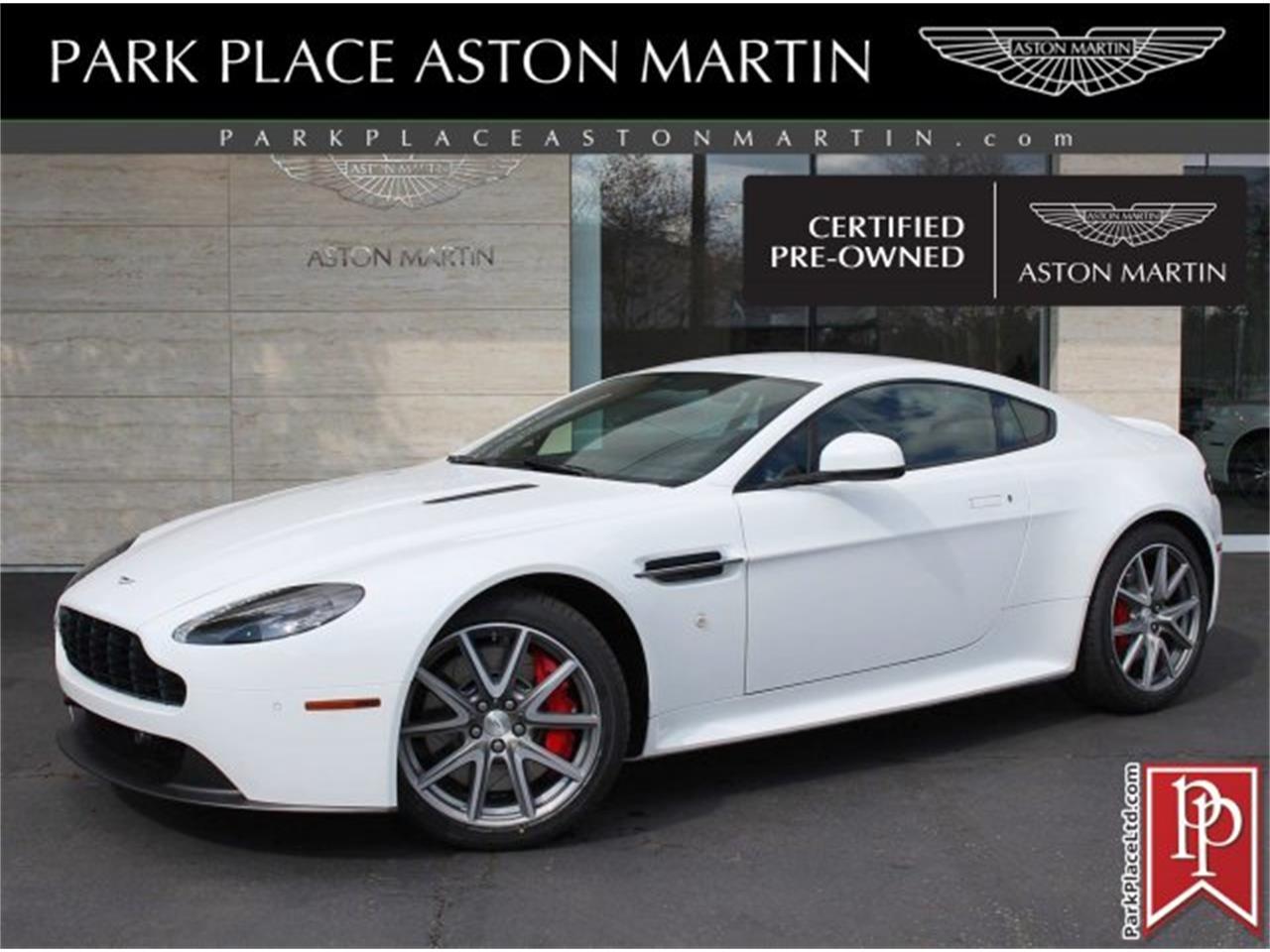 2015 Aston Martin Vantage For Sale Classiccars Com Cc 1176734
