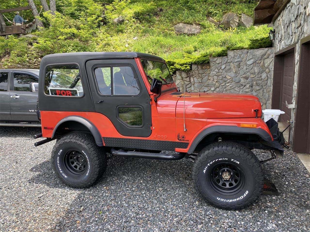 1978 Jeep CJ5 (CC-1177058) for sale in Charlotte, North Carolina