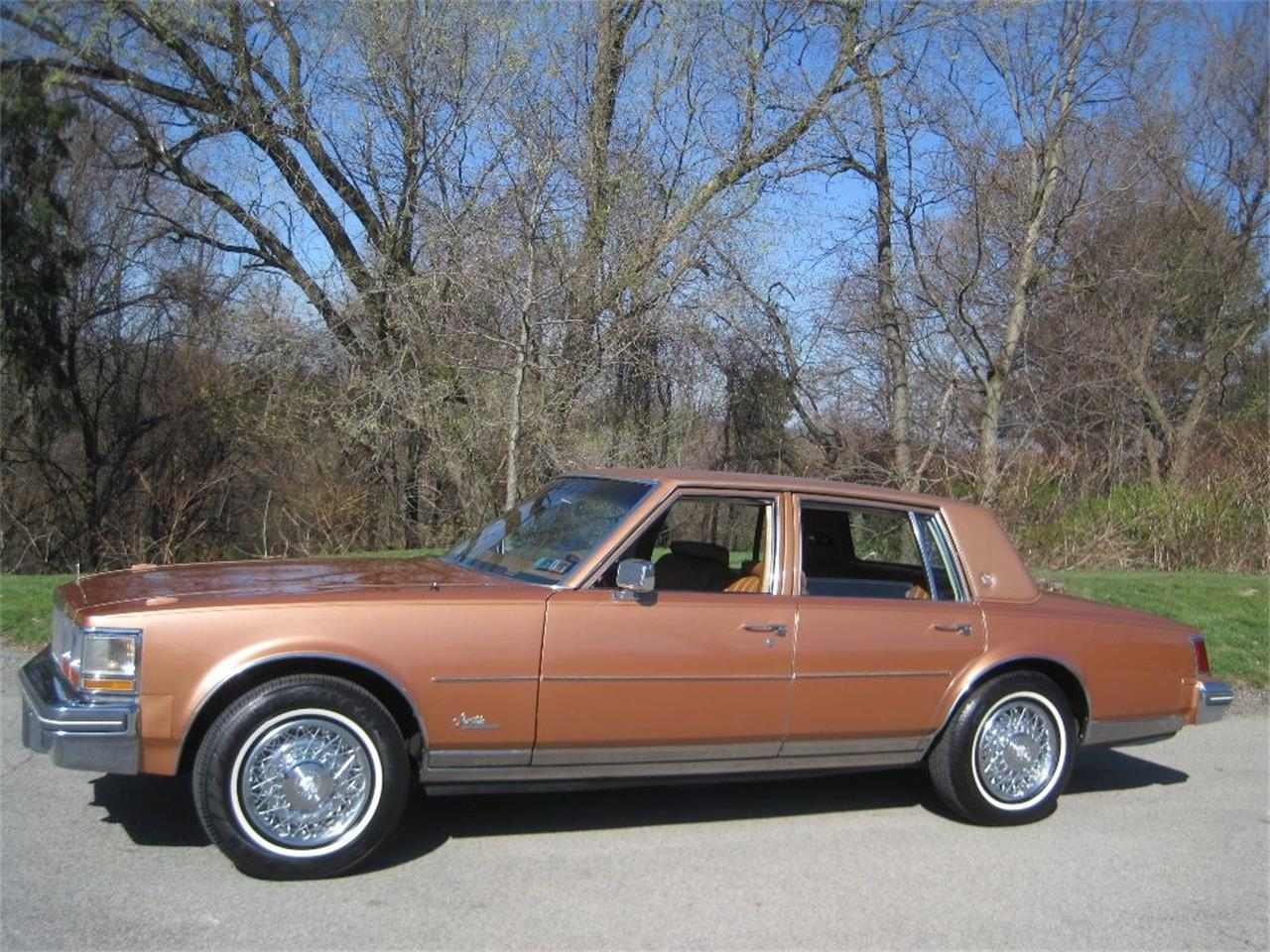1979 Cadillac Seville (CC-1177071) for sale in Fort Washington , Maryland