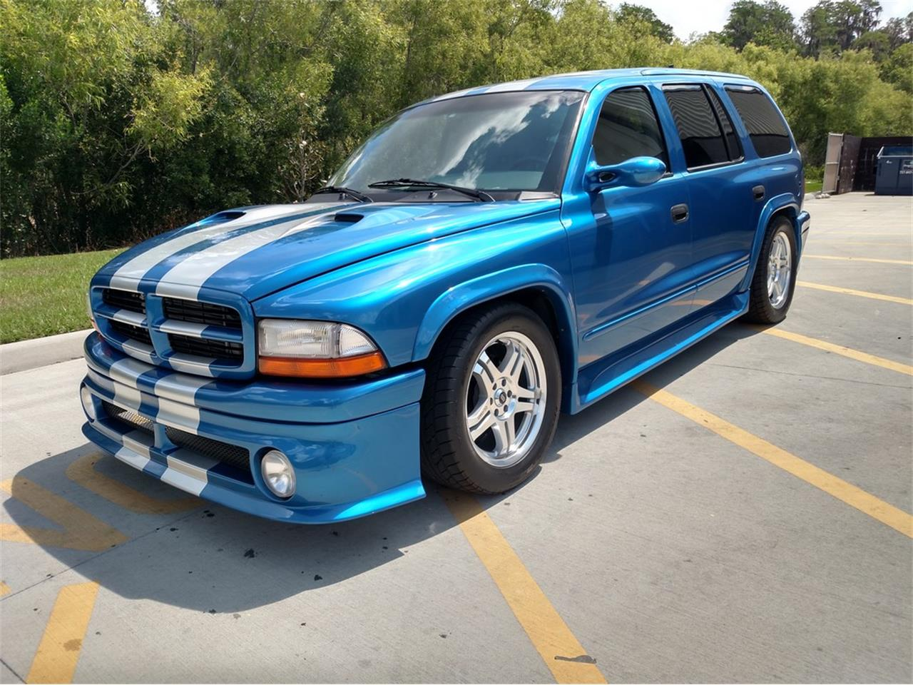 1999 Dodge Durango (CC-1177266) for sale in New Port Richey, Florida