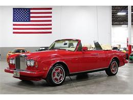 1990 Rolls-Royce Corniche (CC-1177343) for sale in Kentwood, Michigan