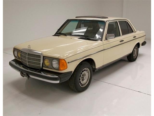 1985 Mercedes-Benz 300 (CC-1177351) for sale in Morgantown, Pennsylvania