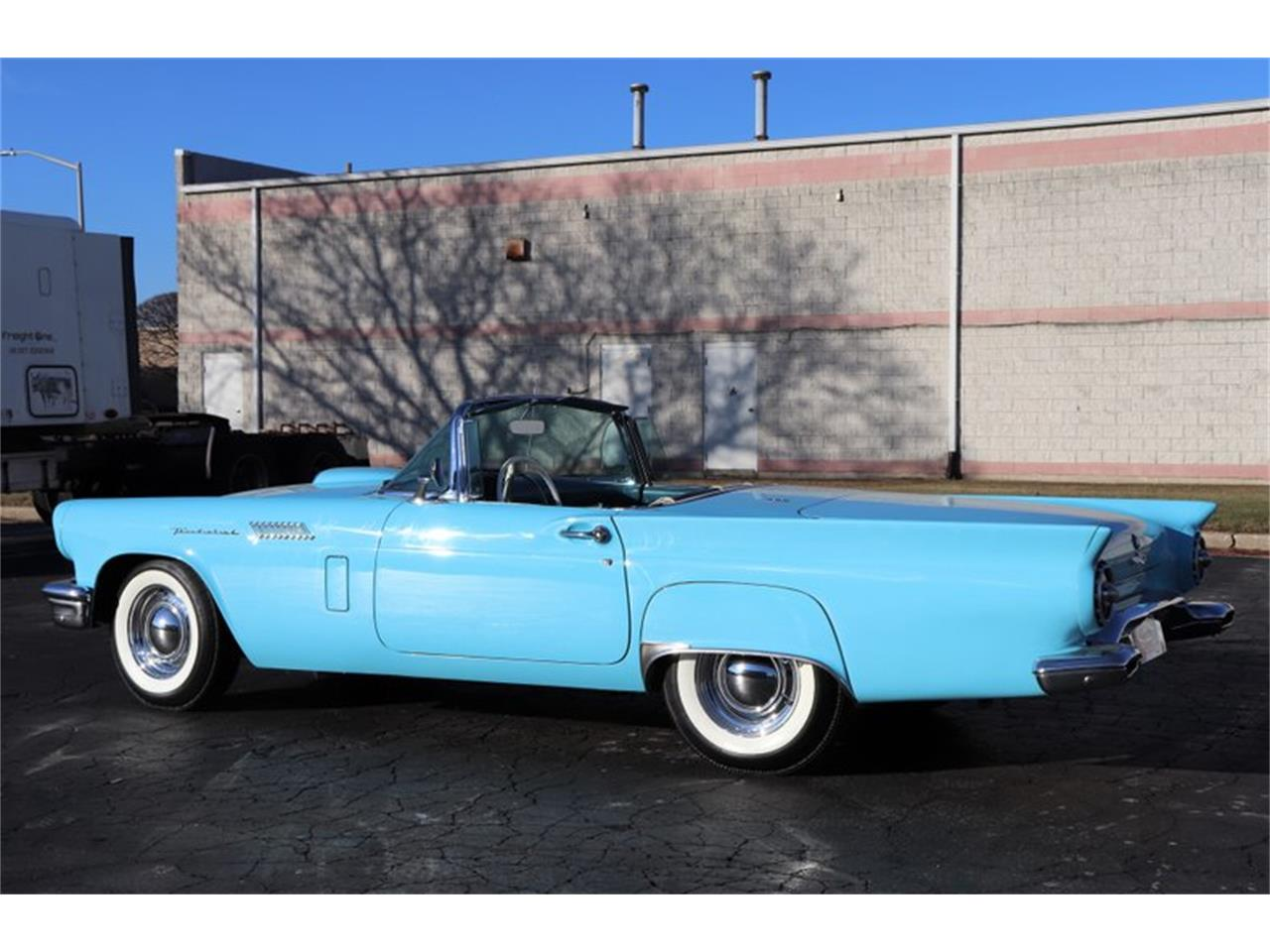 1957 Ford Thunderbird (CC-1177379) for sale in Alsip, Illinois