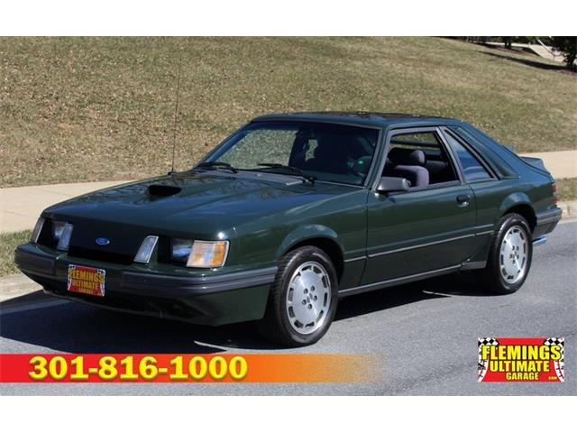 1985 Ford Mustang (CC-1177448) for sale in Rockville, Maryland