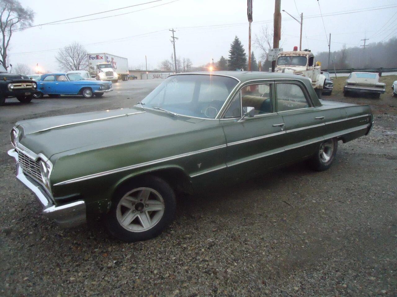 1964 Chevrolet Impala (CC-1177484) for sale in Jackson, Michigan