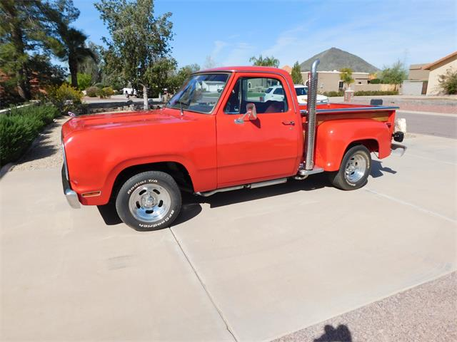 1978 Dodge Little Red Express (CC-1177553) for sale in Glendale, Arizona