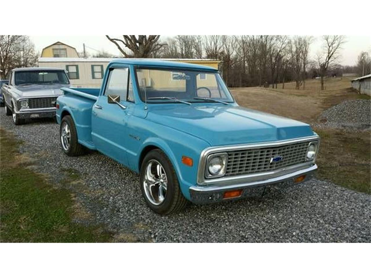 1971 Chevrolet C10 (CC-1177800) for sale in Cadillac, Michigan