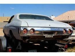 1972 Chevrolet Chevelle (CC-1177835) for sale in Cadillac, Michigan