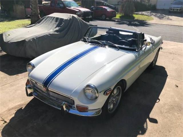 1972 MG MGB (CC-1177840) for sale in Cadillac, Michigan