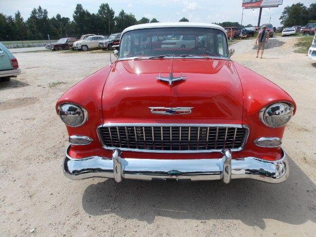 1955 Chevrolet Nomad (CC-1177843) for sale in Cadillac, Michigan