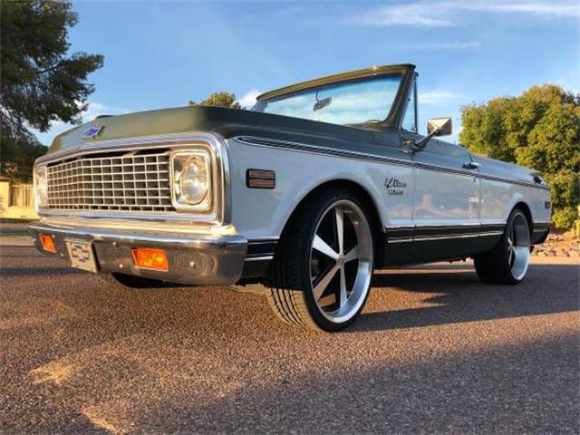 1971 Chevrolet Blazer (CC-1177850) for sale in Cadillac, Michigan